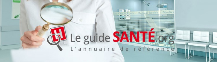 Pour trouver les coordonnées médicales dont vous avez besoin, rendez-vous sur le-guide-sante.org