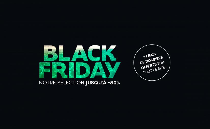 Profitez des offres Black Friday de Voyage Privé !